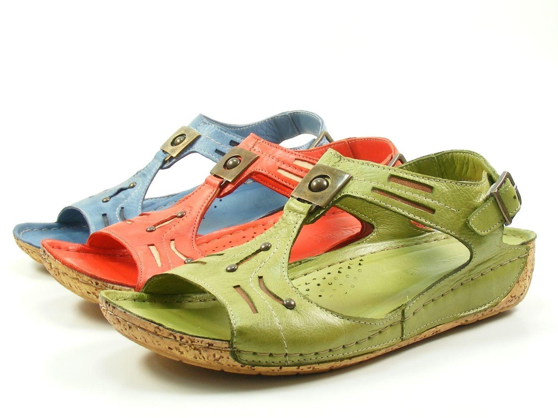 Gemini 032013-02 Schuhe Damen Sandalen Sandaletten