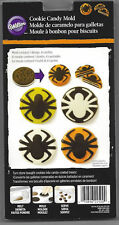 Spider Halloween Cookie Candy Mold from Wilton #2500 - NEW