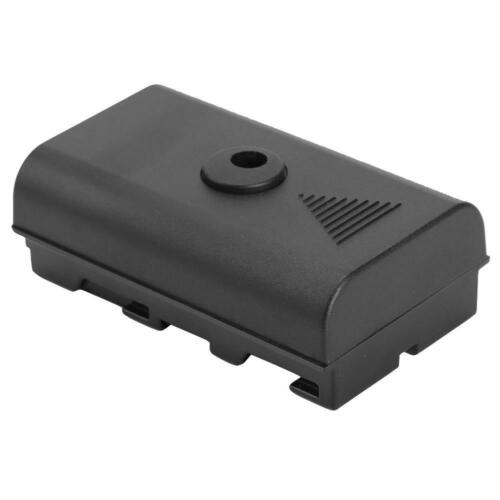 Mini DC Power Adapter Dummy Battery Adapter for Sony NP Series F550 F570 #SO7