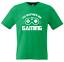 miniature 10 - I'd Rather be Gaming Kids Boys Girls Gamer T-Shirt  Funny Gaming Tee Top