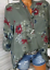 Women-039-s-Long-Sleeve-Casual-V-Neck-Tops-Blouse-Summer-Loose-Floral-Tee-T-Shirt thumbnail 12