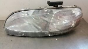 Image Is Loading 10420375 L H Headlight Embly 95 00 Chevy Lumina