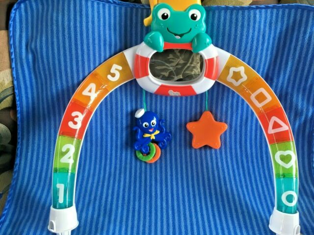 Baby Einstein Around the World Exersaucer Spinning Discs Toy Replacement Part
