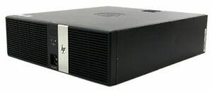 HP RP5 RETAIL SYSTEM MODEL 5810 PC i3, 4150 CPU, 3.5GHz, 4 GB RAM, 500Gb HDD