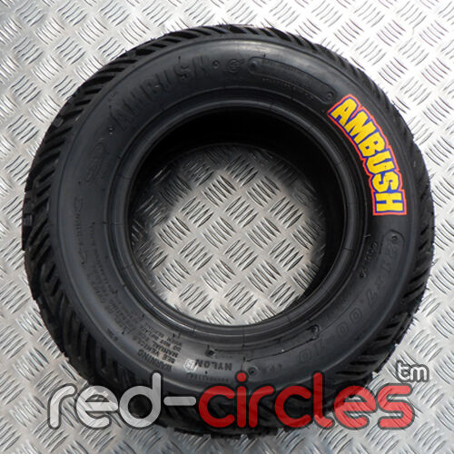 21 x 7-10 maxxis embuscade e-marqué atv quad bike tubeless pneu AT21x7-10