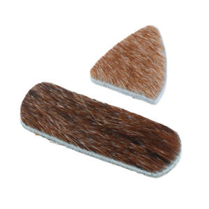 Artificial Leather Adhesive Arrow Rest Silent Plate for Recurve Bow Longbow