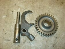 1966 Ford 3000 Tractor 8 Speed Transmission Reverse Idler Gear Shaft Parts