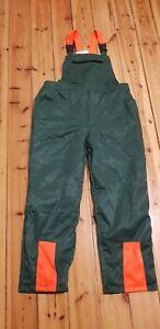 Arbeitskleidung & -schutz Craftland Schnittschutzhose Forsthose Sicherheitsklasse 1 Business & Industrie