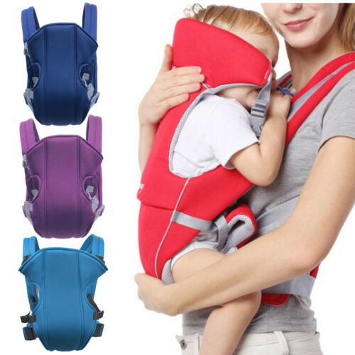Baby Carrier Infant Hipseat Sling Front Kangaroo Baby Wrap Carrier Travel Bags