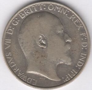 1906-Edward-VII-Silver-Florin-Two-Shillings-Pennies2Pounds