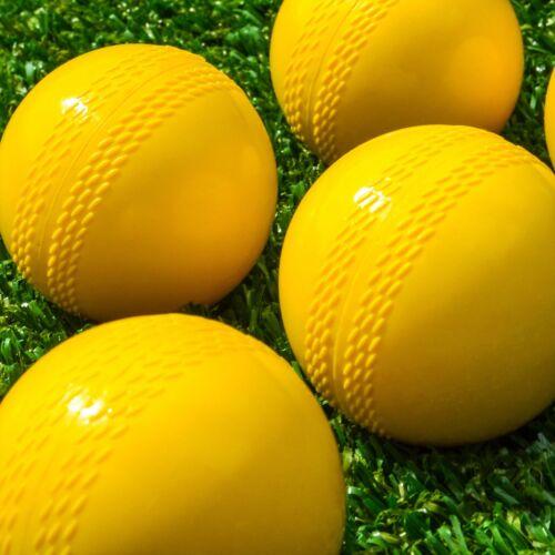 Indoor Rounders BALLSConfezione da 6 palline di plasticaJunior amichevole Rounders BALLS
