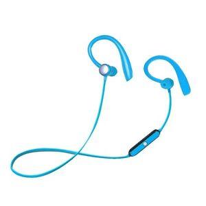 Con Auricolari Azzurre STN Per Cuffie Bluetooth hsb Microfono 820B Smartphone qwUxvET4