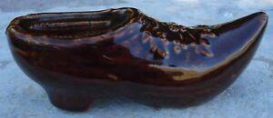 CompéTent -chaussure Miniature Ancienne Tirelire à Casser Bank Qualité Et Quantité AssuréE