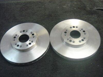 Lexus GS 300 Comline Front Brake Discs /& Pad Set