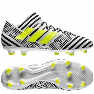 Image is loading adidas-Nemeziz-17-3-FG-2017-Soccer-Shoes-