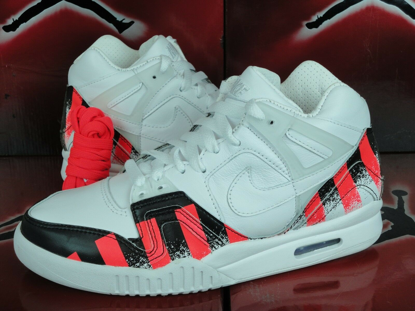 NEW NIKE AIR TECH CHALLENGE II SP FRENCH OPEN 621358-116 Sz 6.5 AGASSI US New shoes for men and women, limited time discount