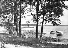 BG955 neuendorf am see kr lubben boat neuendorfer see  CPSM 14x9.5cm germany