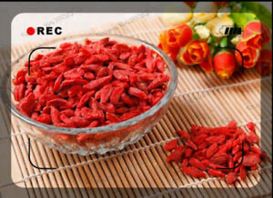 200pcs Bag China Top Quality Super Big Goji Berry Seeds Goji