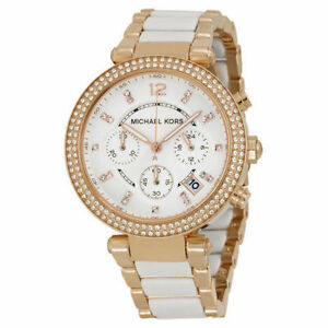 cc82f317b78b Michael Kors Parker MK5774 Wrist Watch for Women for sale online