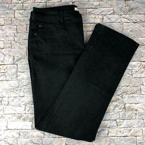 Women-039-s-J-Jill-Smooth-Fit-Straight-Leg-Black-Jean-Pants-Ladies-Size-8-D6