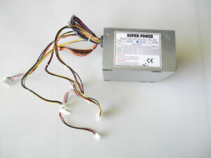 Alimentatore per PC computer desktop fisso ATX Super Power KC-300 300w 20pin