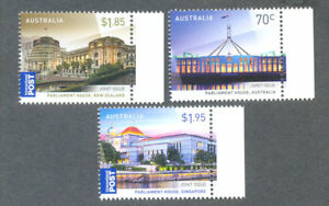 Australie-émission Commune-singapour-nouvelle-zélande 2016 Neuf Sans Charnière-t Issue -singapore -new Zealand 2016 Mnhafficher Le Titre D'origine