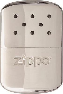 NEW ZIPPO 40321 HIGH POLISHED CHROME REUSABLE HAND WARMER 7022957 SALE