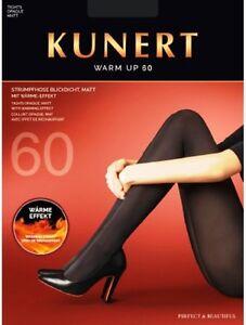 Kunert-warm-up-60-Strumpfhose-Tights-mit-waermeeffekt-alle-Farben-und-Groessen