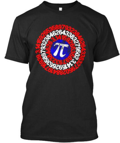 Standard Unisex T-shirt Pi Day 2017 Cappi America Style Funny