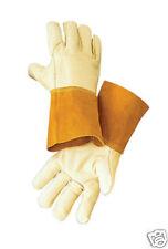 New Radnor Large Cowhide Industrial Migtig Welders Work Gloves Rad64057865