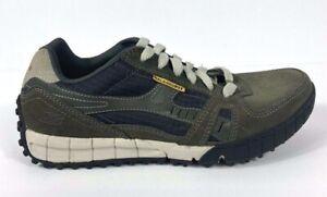 Skechers-Men-039-s-Relaxed-Fit-Sport-Memory-Foam-Floater-Shoes-Sneakers-Size-US-7