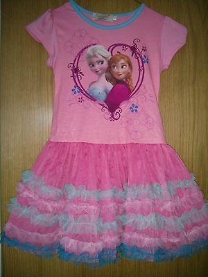FROZEN  dress girls children Anna Elsa  cosplay 3 yrs LAST SIZE summer