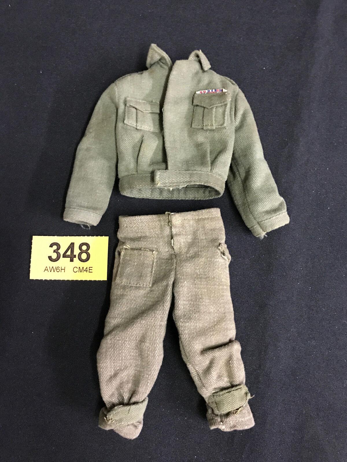 Jahr Wirkung MAN - 1960's BRITISH INFANTYMAN JACKET & TROUSERS RARE VARIANT