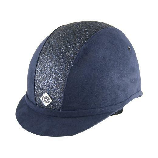 Charles Owen YR8 Sparkly - Riding Hat - Sparkly Various colours Kitemarked to PAS015:2011 fec121