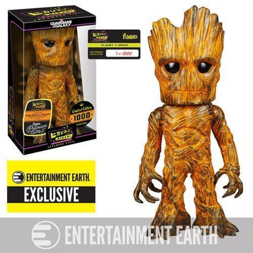 Guardians of the Galaxy Planet X Groot Premium Hikari Sofubi Vinyl Figure