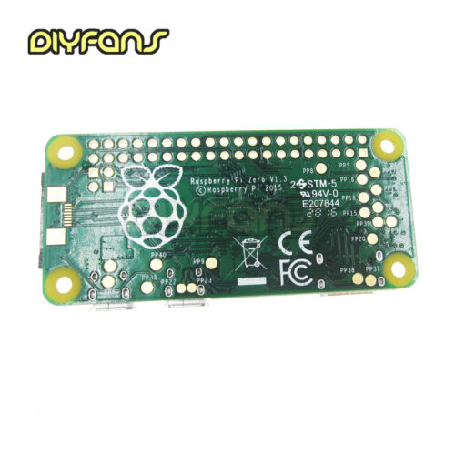 Raspberry Pi Zero v1.3//w Camera Connector pi0 Version 1.3//w Table
