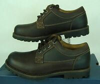 Mens 10 Gh Bass Dennis Brown Heavy Leather Dress Shoes Boots $199