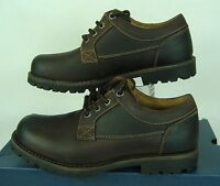 Mens 8.5 Gh Bass dennis Brown Heavy Leather Dress Shoes Boots $199