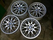 4x Alufelgen BMW Styling 42 Kreuzspeiche 7 x 16 IS 46 Z3 E36 E46 BBS RX229