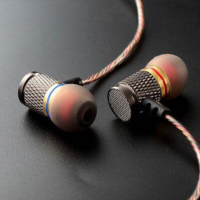 KZ-ED2 Sports Headphone Earphone Heavy Bass Headset Sweafproof For iPhone LG HTC