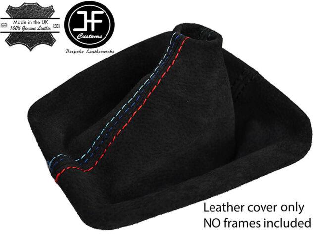 For Bmw E36 E46 1991-2005 Gear Knob Cover Black Leather