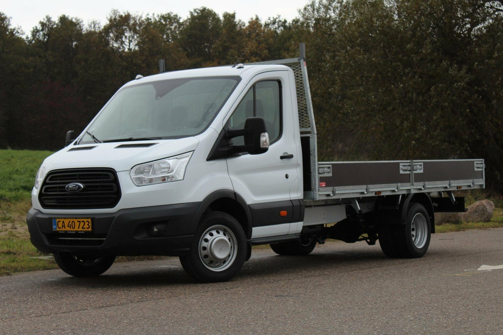 Ford Transit 470 L4 Chassis 2,0 TDCi 170 Trend H1 RWD