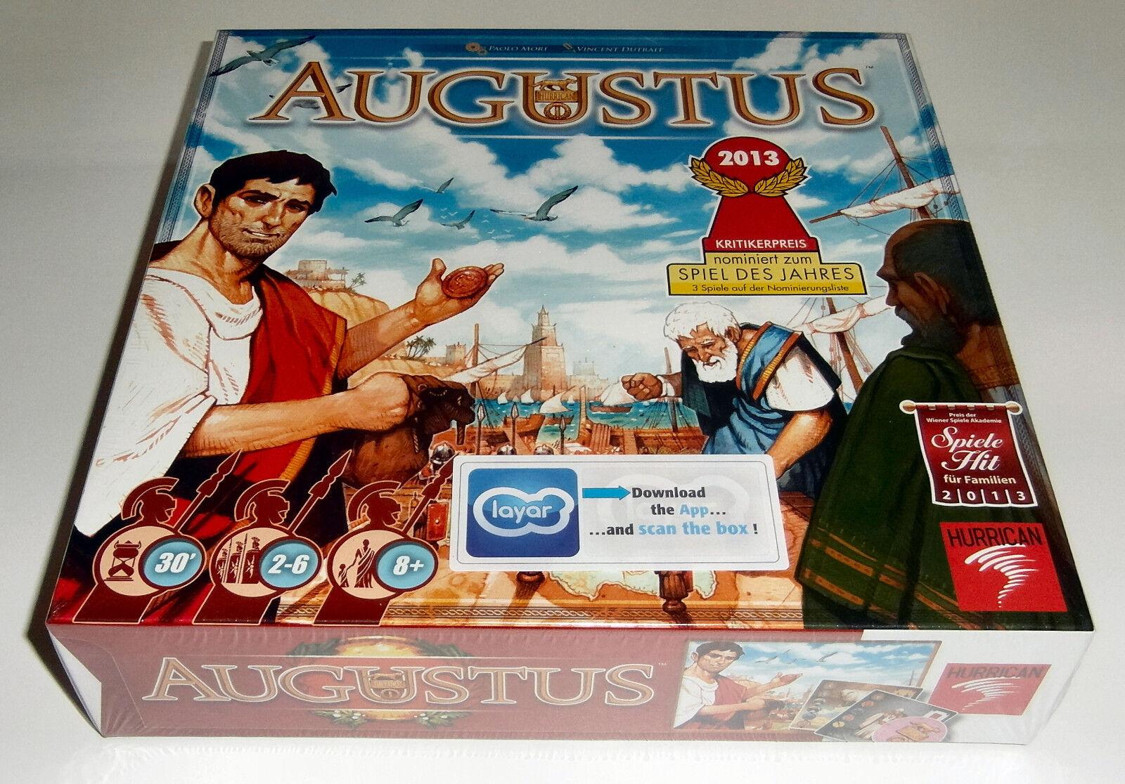 Augustus Augustus Augustus - Hurrican - 2013 504d56