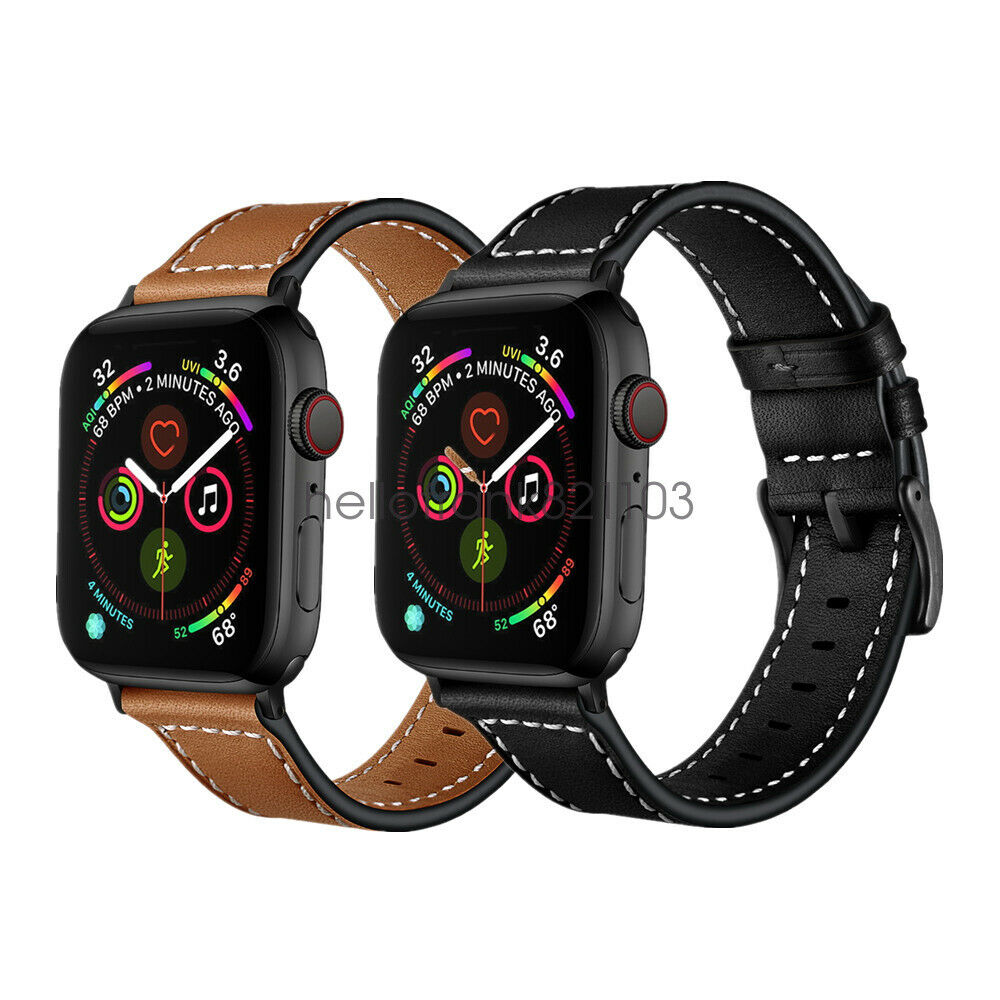 iwatch: Per Apple Watch Band , Cinturino in Cassico Vera Pelle iWatch 40mm 42mm 44mm