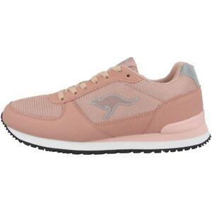 da Sneakers Retro 81083 6058 Sneaker Shoes Sneaker Rose Racer donna Kangaroos q5AjLR34