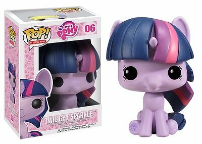 Funko Pop! My Little Pony Twilight Sparklevinyl Action Figure