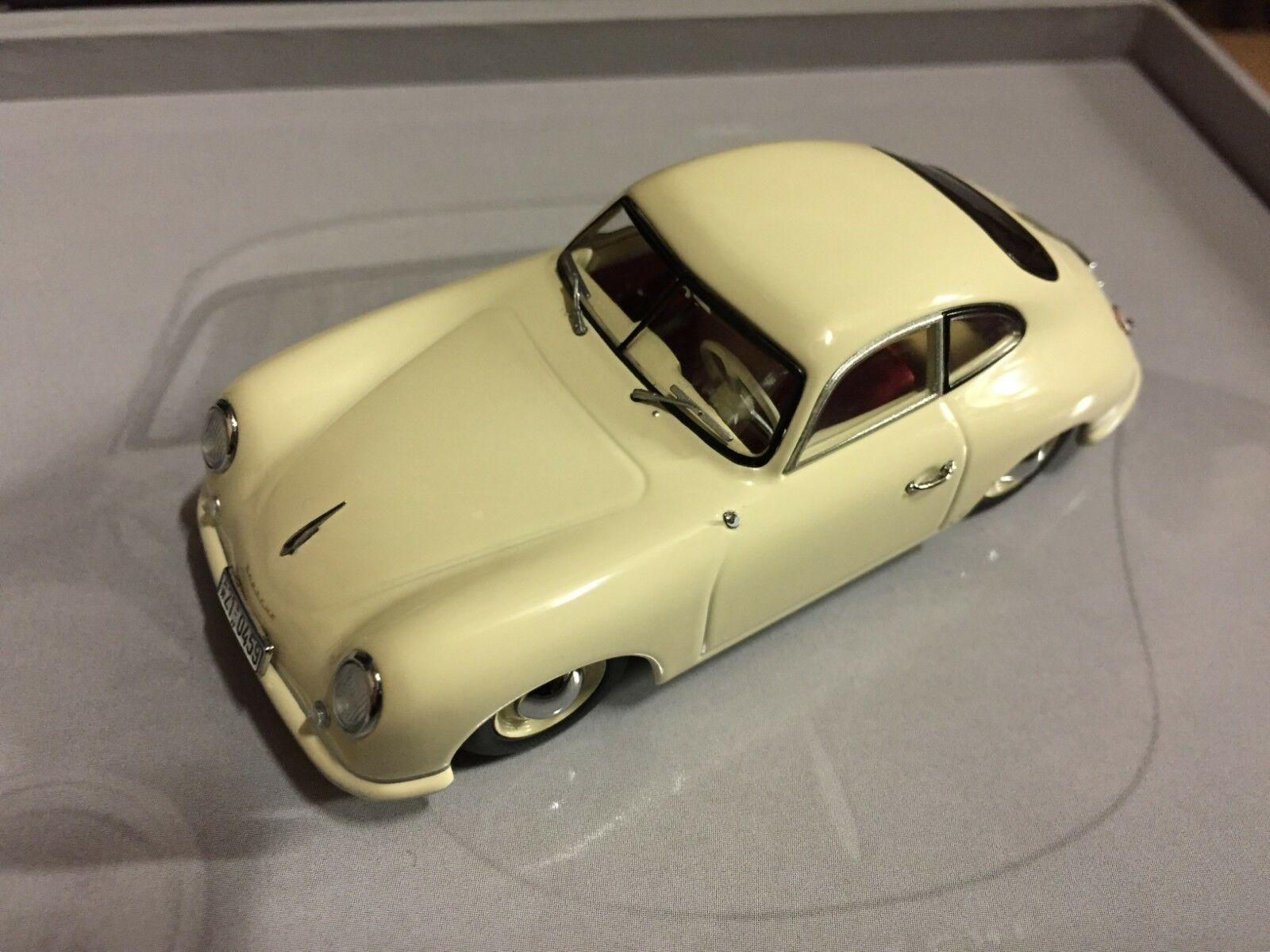 WAP0200180B DEALER MINICHAMPS 1:43 PORSCHE 356 COUPE 1950  60 JAHRE  FREE SHIP.
