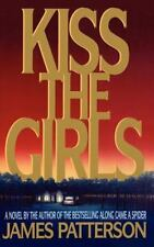 KISS THE GIRLS Hardcover James Patterson Alex Cross Series Book 2 FREE SHIPPING