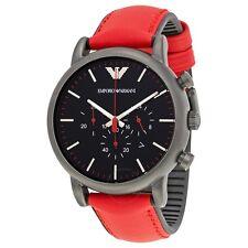 Men's Watches Emporio Armani AR1971 Luigi Sport Watch Chrono Quartz Date Display
