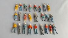 25 Verschiedene stehende Figuren O SPUR SUPER PREISE!! Konvolut.